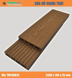 Timberman TM140k25 Wood