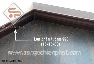 Len tường 990