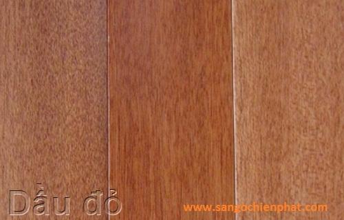 Sàn gỗ Dầu Đỏ