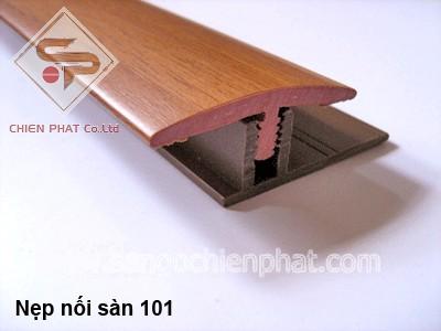 Nẹp nối sàn đỏ